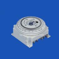HydroQuip Timer, 24 HR, 240V, 60HZ, STD, w/Override Switch, Part # 34-0049
