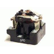 Contactor, 120VDC, DPPT, 30AMP