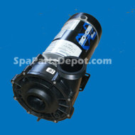 "Waterway EX2 - 2.0 HP, 230 Volt, 2 Speed Spa Pump Motor Complete 2"" Suction And 2"" Discharge"