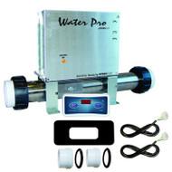 HydroQuip / Balboa Lite Leader Spa Hot Tub, 5.5KW, 1 Pump, CS7100B-U-WP