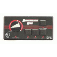 4 Button D-1 Special 6 pin plug & 6ft cord (auto timer)