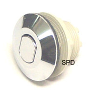 PATROL Air Button - chrome