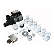 COMPLETE JETTED WHIRLPOOL TUB ASSY KIT 3-80-5060