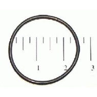 Heater O-Ring 2' for 2-05-0039-C & D tailpieces
