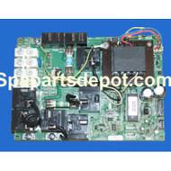 HydroQuip PCB, DIG, STANDARD/SSPA, 120V, Part # 33-0024E-K