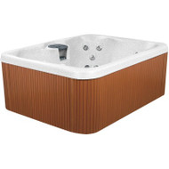The Accent Portable Spa from FreeFlow Spas 4 Seating Positions