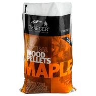 MAPLE BBQ PELLETS - 20 LBS. - PEL308