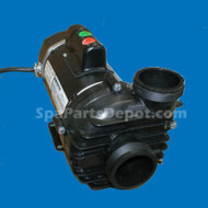 Caldera Spas KIT,PUMP 2-1/4 HP, 2SPD, 60HZ, 230V, 56Y Frame, 8.8/1.6 Amps - 1019801-02