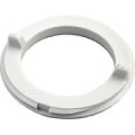 Hydro Air / Balboa AF Mark II Retaining Ring, White - 4-40-0018