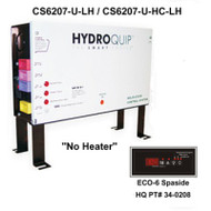 "Hydro Quip CS6207 Digital Spa Control Series, ""NO HEATER"" - CS6207-U-LH"