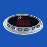 Caldera Spas CONTROL PANEL, ADVENT EAGLE, 2012(3rdQtr) Current, - 76846