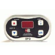 Spa Builders LX-10 & LX-05 Series Topside Control 3-00-0139