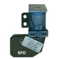 RELAY, S87R SPDT 120V