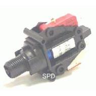 Herga Air Switch DPDT-3 function