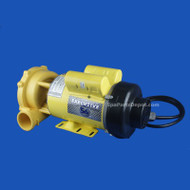 Coast Spas Pump - 5 HP - Executive - Yellow - Replaces 3E22201-6310