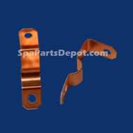 Master Spas Copper Heater Jumper Straps X300390