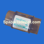 Del Check Positive Seal Check Valve 1/3# Free Flow CO-0101