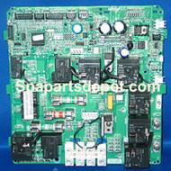 Hydro Quip PCBoard DIGITAL DELUXE UNIV 8KEY 33-0010-R7