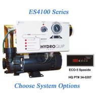 Hydro Quip ES4100 Series (Choose Pump HP And Voltage) ES4100