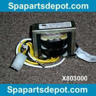Master Spas 120V Duplex Transformer Balboa Instruments (30274-2) X803000