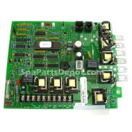 Cal Spas Circuit Board, C4001RIC  30 Day Warranty