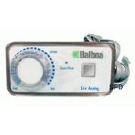 Balboa 1 Button Duplex w/Knob Topside Control