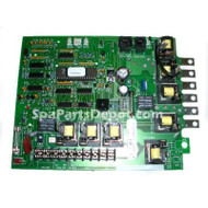 Discovery Spas Circuit ZX2000
