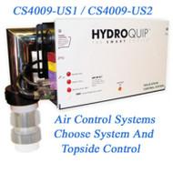 Hydro Quip CS4009-US1 / CS4009-US2 Slide Heater Series Air Control System