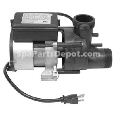 Balboa / Pentair / Vico Ultima III Power WOW Bathtub/Pedicure Chair Pump  115V 13.0 AMP   1074002   Spa Parts Depot