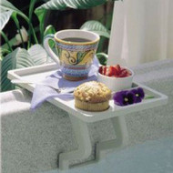 AquaTray Spa Hot Tub Side Table, Drink  Holder / Book / Phone