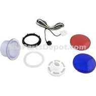 BALBOA SPA LIGHT ASSEMBLY WITH LENS 21095