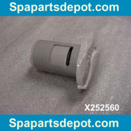 "Master Spas 1"" Molded Air Control (Granite) X252560 / 252560"