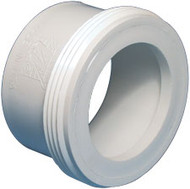 """Heater Tailpiece 2.5"""" Slip 3 5/8"""" On Thread  417-6010"""