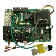 Coast Spa, Circuit Board, SSPA, IR REC. Option - 0202-100022