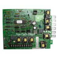 DISCOVERY SPAS, ZX1000, BOARD, SERIAL STD W/ PHONE PLUG - 51138