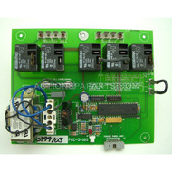 Maddox Spas Circuit Board, 10 Function