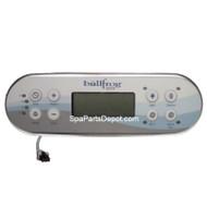 Bullfrog Spa Control Panel, Premier 8 Button