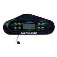 Cal Spa Control Panel, Large Dash Board - ELE50371