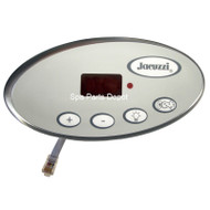 Jacuzzi Spas Control Panel, 2 Pump LED 2002+
