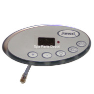 Jacuzzi Spas Control Panel, 2 Pump LED 2002++