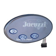 Jacuzzi Spas Control Panel, J-300 Remote Panel