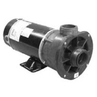 "Waterway Pump 1-speed, Center discharge - 1hp, 120V 1-1/2""  3410410-15"