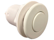 AIR BUTTON: LOW PROFILE BATH BISCUIT - 3-15-0141