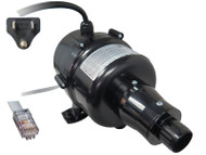 BLOWER: 600W 120V 60HZ WITH BUILT IN CONTROL AND NEMA CORD - 1-10-0125