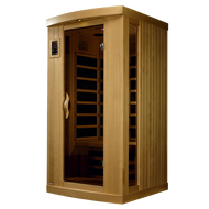 Ultra Low EMF Infared 1-2 Person Sauna - GDI-6254-01