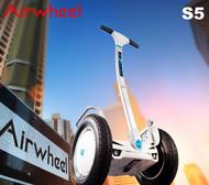Airwheel S5 Self Balance Electric Scooter Bike White/Blue Segway Like