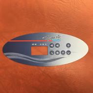 Dynasty Overlay K-52 7 Button