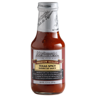 TEXAS BBQ SPICY SAUCE