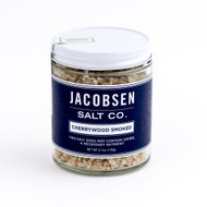 Infused Cherrywood Smoked Salt, Jacobsen Salt Co.