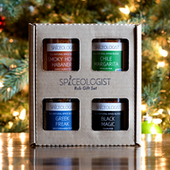 4 Pack Rub Set - Spiceologist